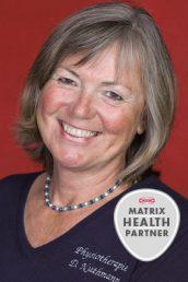 Dorothee Nuthmann ist Physiotherapeutin und Dozentin für die Matrix-Rhythmus-Therapie